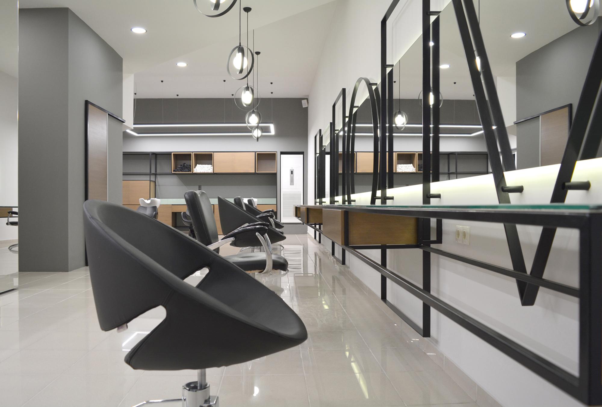 HAIR TRENDS interior design