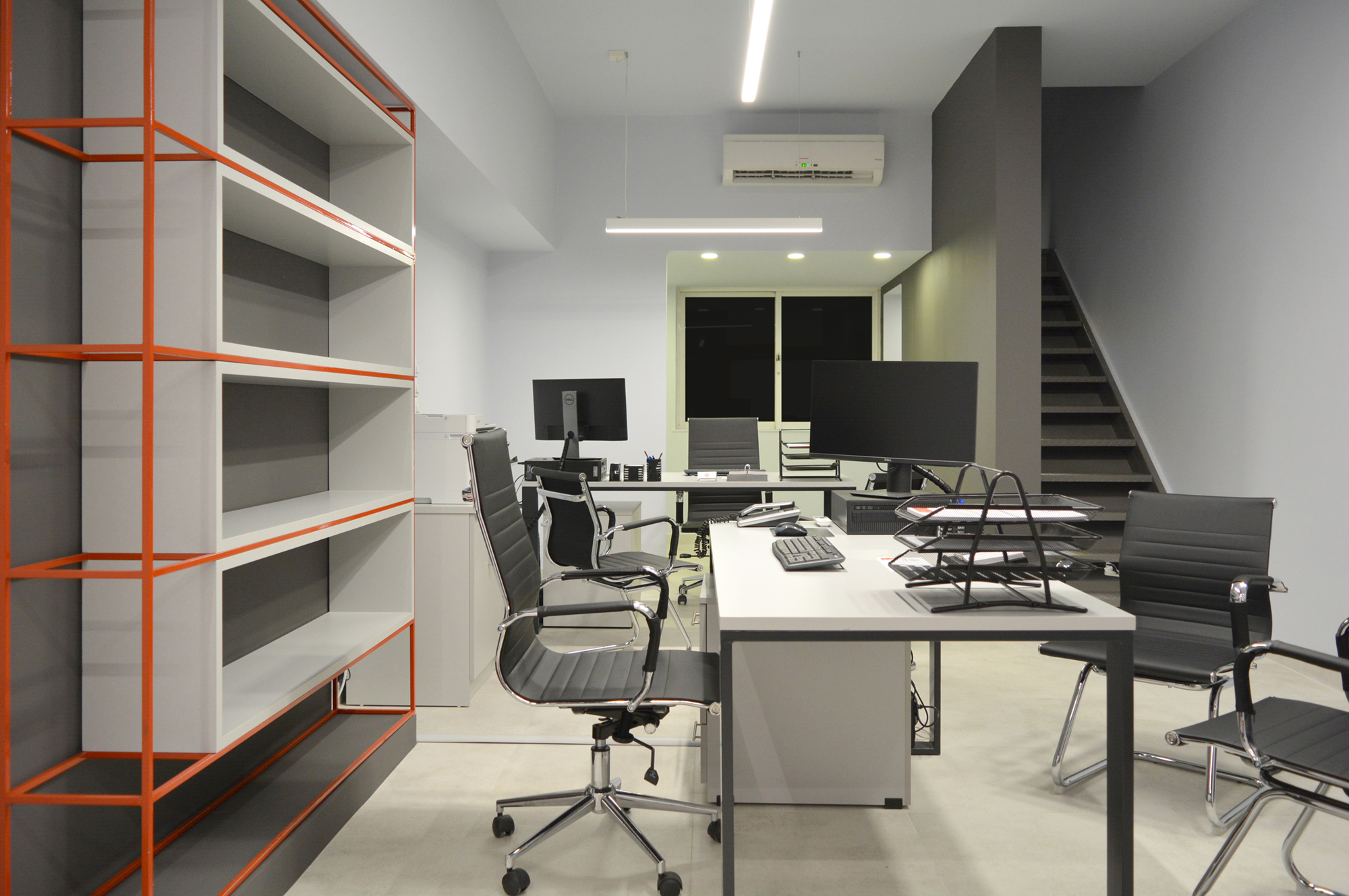 COMPACT interior design